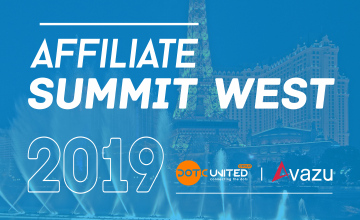 聚焦Affiliate Summit West 2019,DotC United Group与您探讨营销新趋势