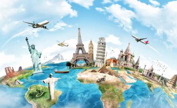 """7月开始,跟着我们一起""""环游世界""""吧!"""