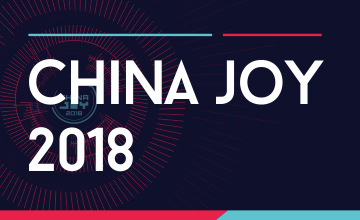 "DotC United Group 会议公告丨DotC United Group参展2018 China Joy,邀你夏日来""嗨"""